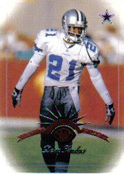 1997 Leaf #110 Deion Sanders