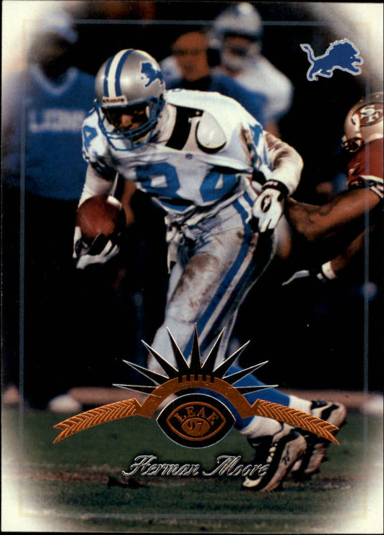 1997 Leaf #117 Herman Moore