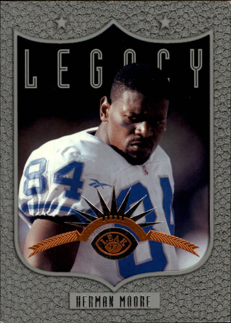 1997 Leaf #195 Herman Moore L