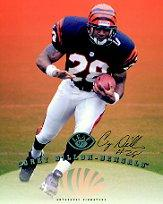 1997 Leaf Signature Autographs #32 Corey Dillon/4000
