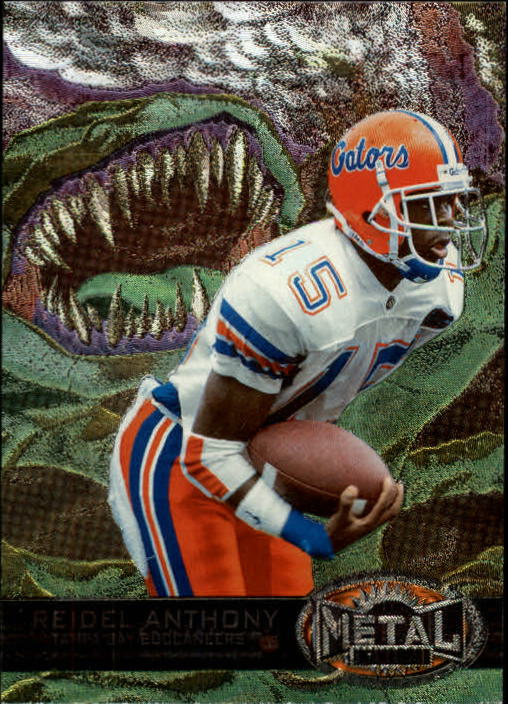 1997 Metal Universe #188 Reidel Anthony RC