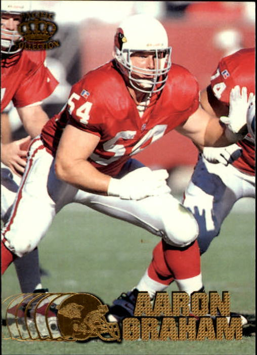 1997 Pacific #6 Aaron Graham