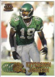 1997 Pacific #288 Keyshawn Johnson