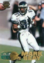 1997 Pacific #319 Mark Seay front image