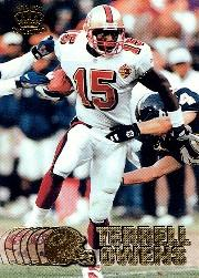 1997 Pacific #373 Terrell Owens