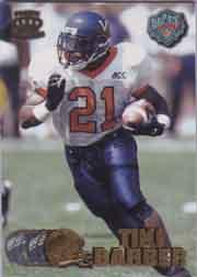 1997 Pacific #423 Tiki Barber RC