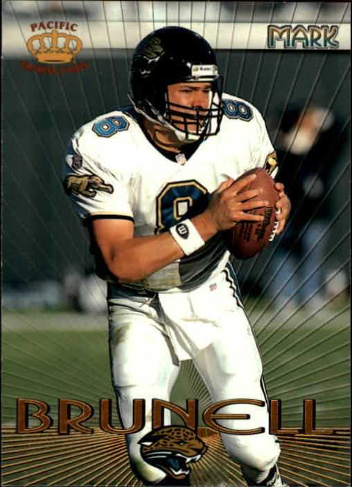 1997 Pacific Mark Brunell #2 Mark Brunell