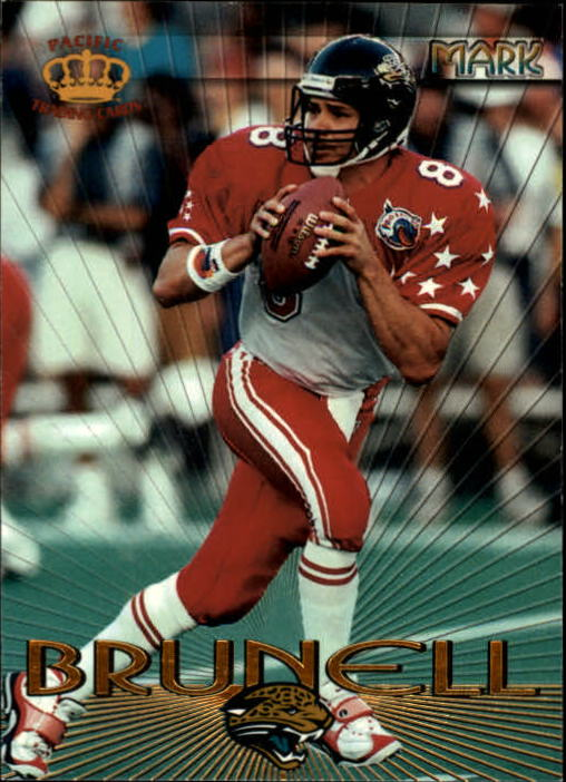 1997 Pacific Mark Brunell #3 Mark Brunell