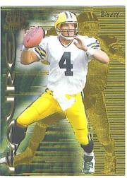 1997 Pacific Card Supials #11 Brett Favre