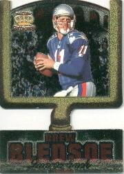 1997 Pacific The Zone #11 Drew Bledsoe