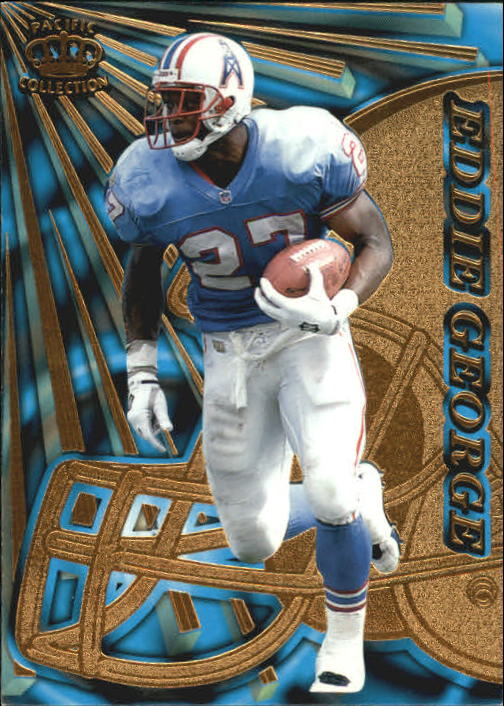 1997 Pacific Dynagon #59 Eddie George