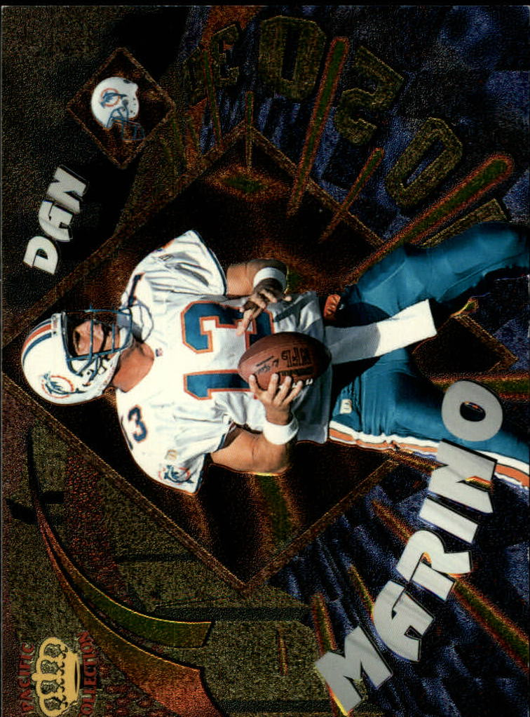 1997 Pacific Dynagon Player of the Week #11 Dan Marino