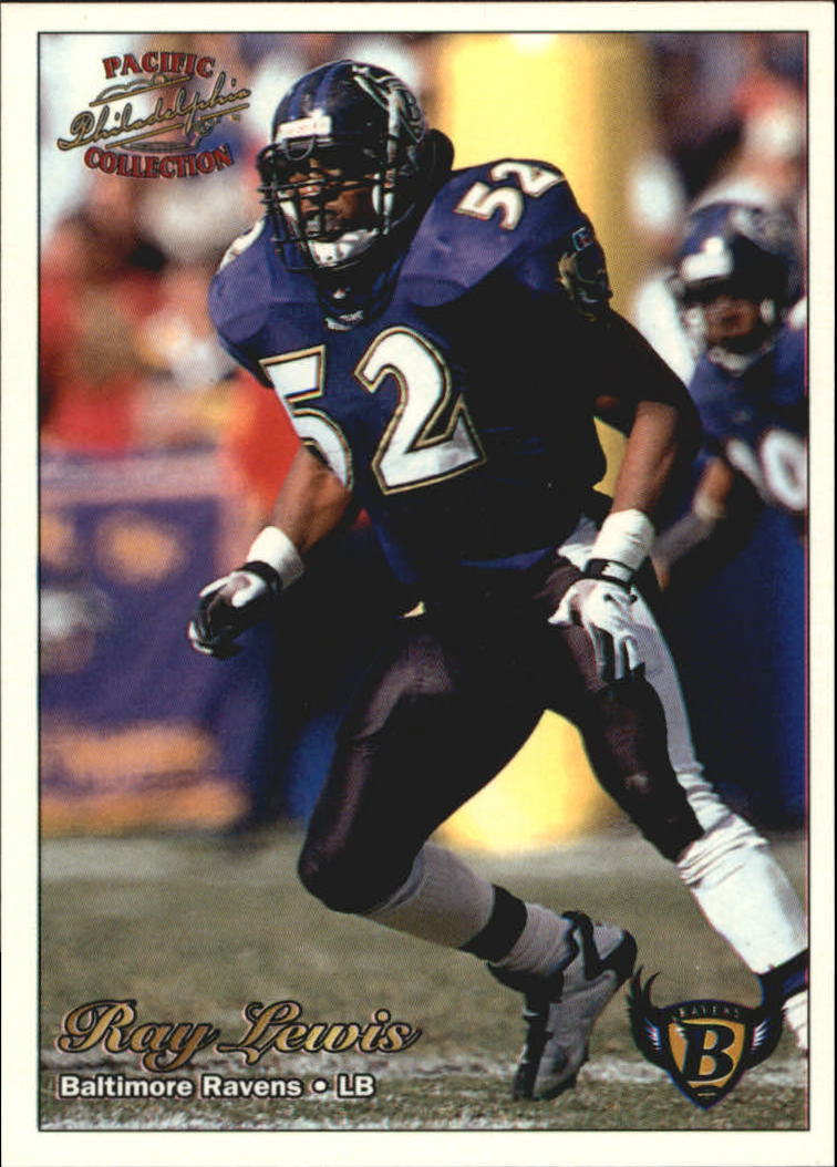 1997 Pacific Philadelphia #31 Ray Lewis