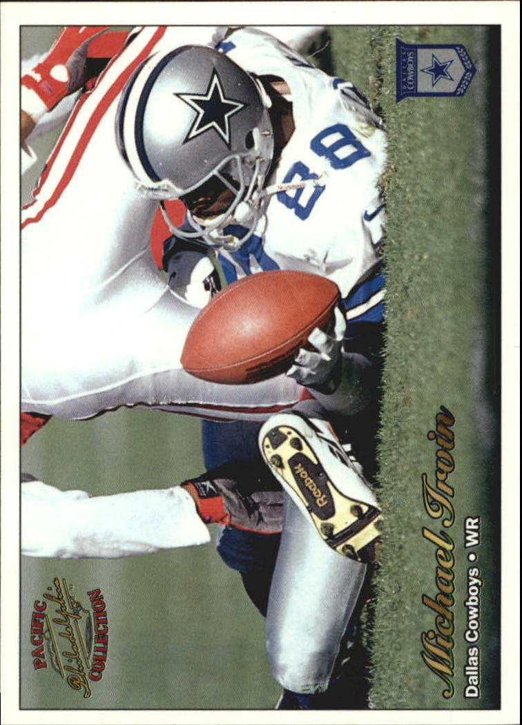 1997 Pacific Philadelphia #81 Michael Irvin