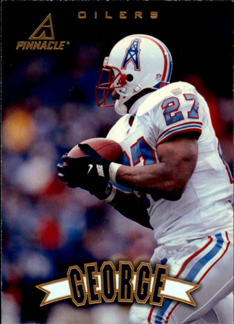 1997 Pinnacle #6 Eddie George