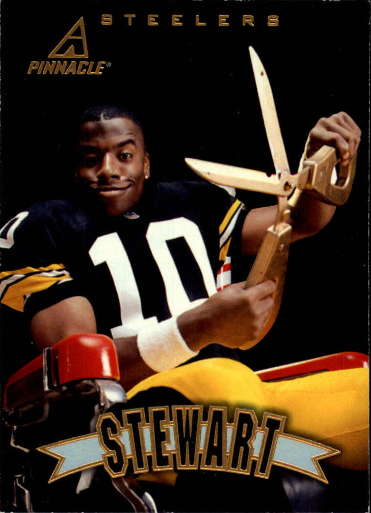1997 Pinnacle #18 Kordell Stewart