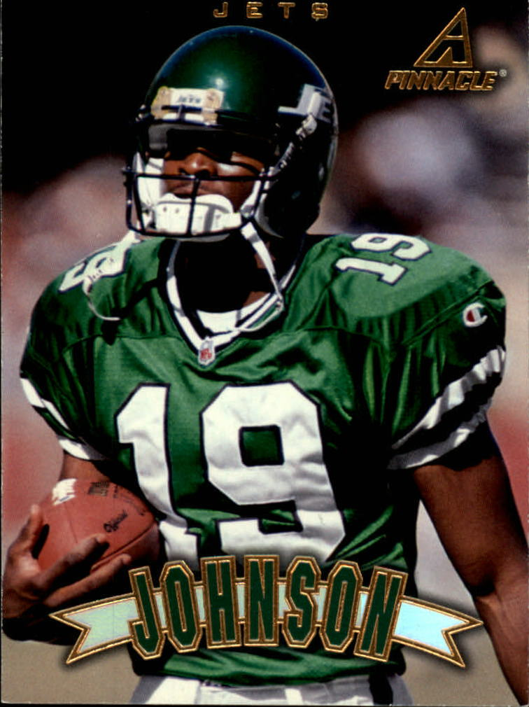 1997 Pinnacle #139 Keyshawn Johnson