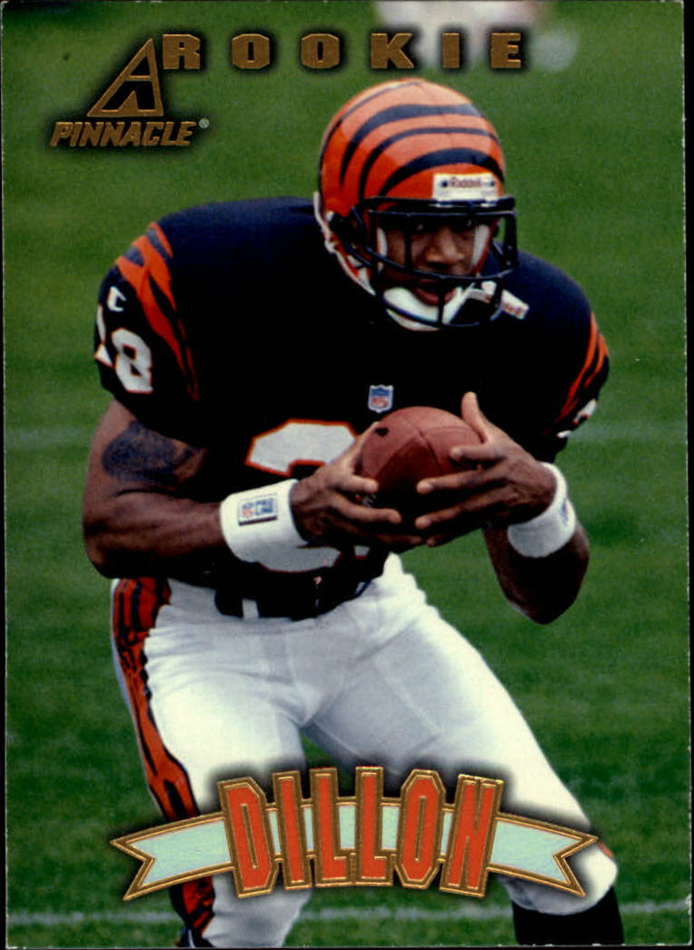 1997 Pinnacle #166 Corey Dillon RC