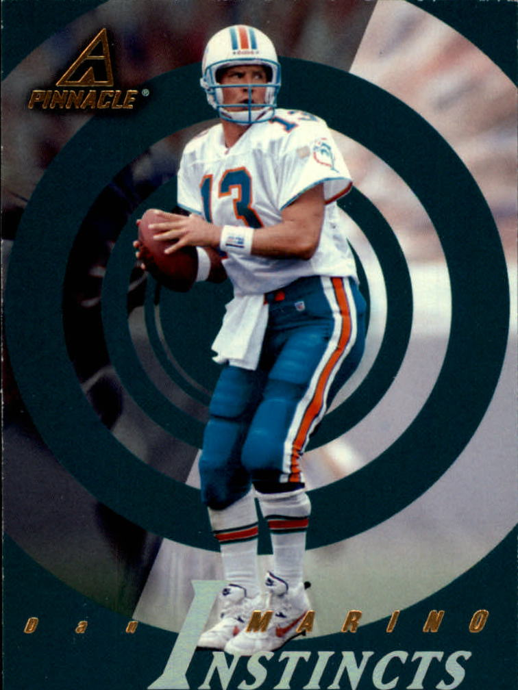 1997 Pinnacle #185 Dan Marino I