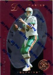 1997 Pinnacle Certified Red #2 Dan Marino