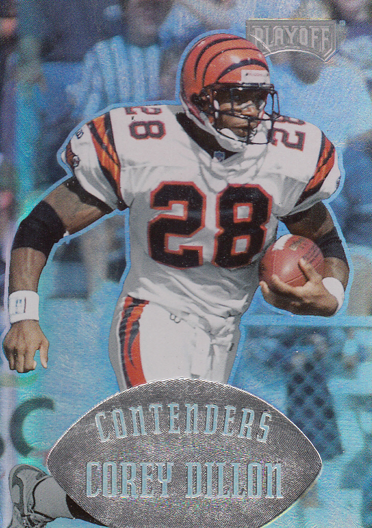1997 Playoff Contenders #35 Corey Dillon RC