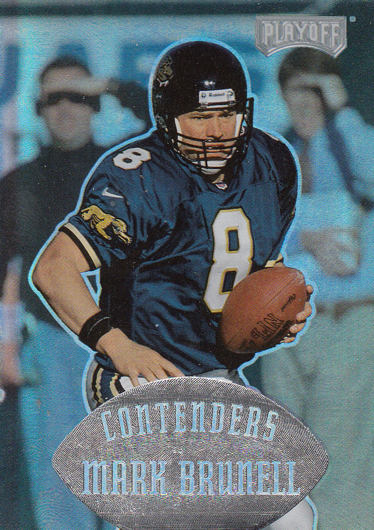 1997 Playoff Contenders #63 Mark Brunell