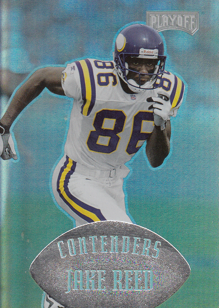 1997 Playoff Contenders #80 Cris Carter