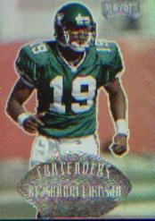 1997 Playoff Contenders #98 Keyshawn Johnson
