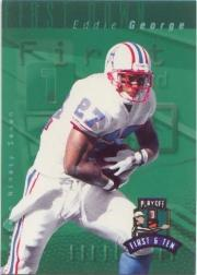 1997 Playoff First and Ten #162 Eddie George