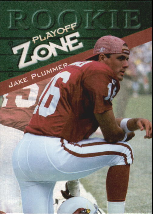 1997 Playoff Zone #145 Jake Plummer RC