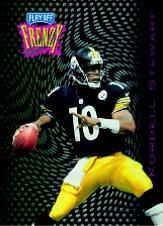 1997 Playoff Zone Frenzy #6 Kordell Stewart