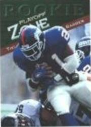 1997 Playoff Zone Rookies #17 Tiki Barber
