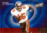 1997 Playoff Zone Rookies #22 Reidel Anthony