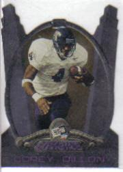 1997 Press Pass Combine #7 Corey Dillon