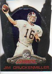 1997 Press Pass Combine #15 Jim Druckenmiller