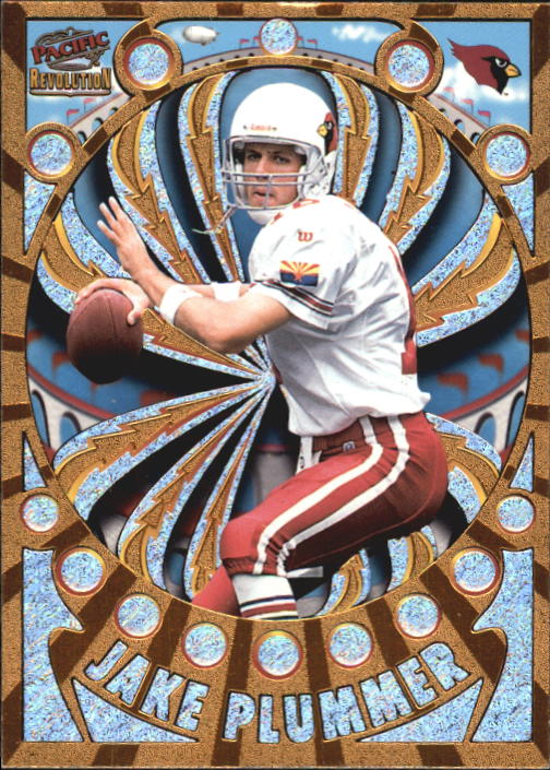 1997 Revolution #5 Jake Plummer RC