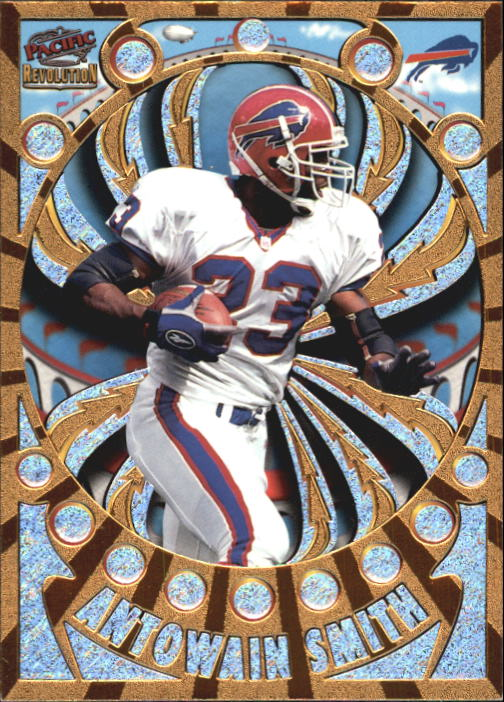 1997 Revolution #19 Antowain Smith RC