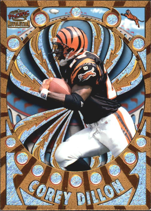1997 Revolution #33 Corey Dillon RC