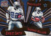 1997 Revolution Proteges #5 E.Smith/S.Williams
