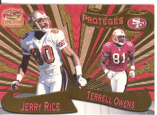 1997 Revolution Proteges #16 J.Rice/T.Owens