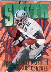 1997 SkyBox Impact #22 Emmitt Smith