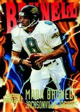 1997 SkyBox Impact #50 Mark Brunell