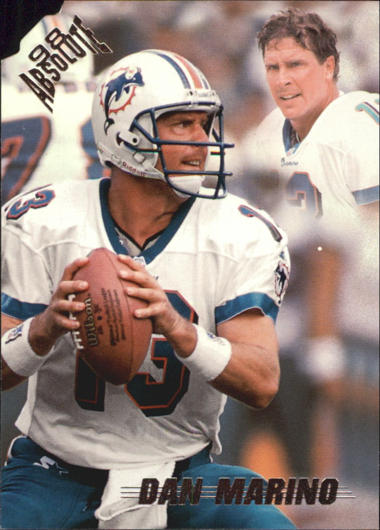 1998 Absolute Retail #73 Dan Marino