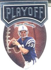 1998 Absolute Shields Retail #18 Peyton Manning