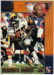 1998 Aurora #45 Terrell Davis