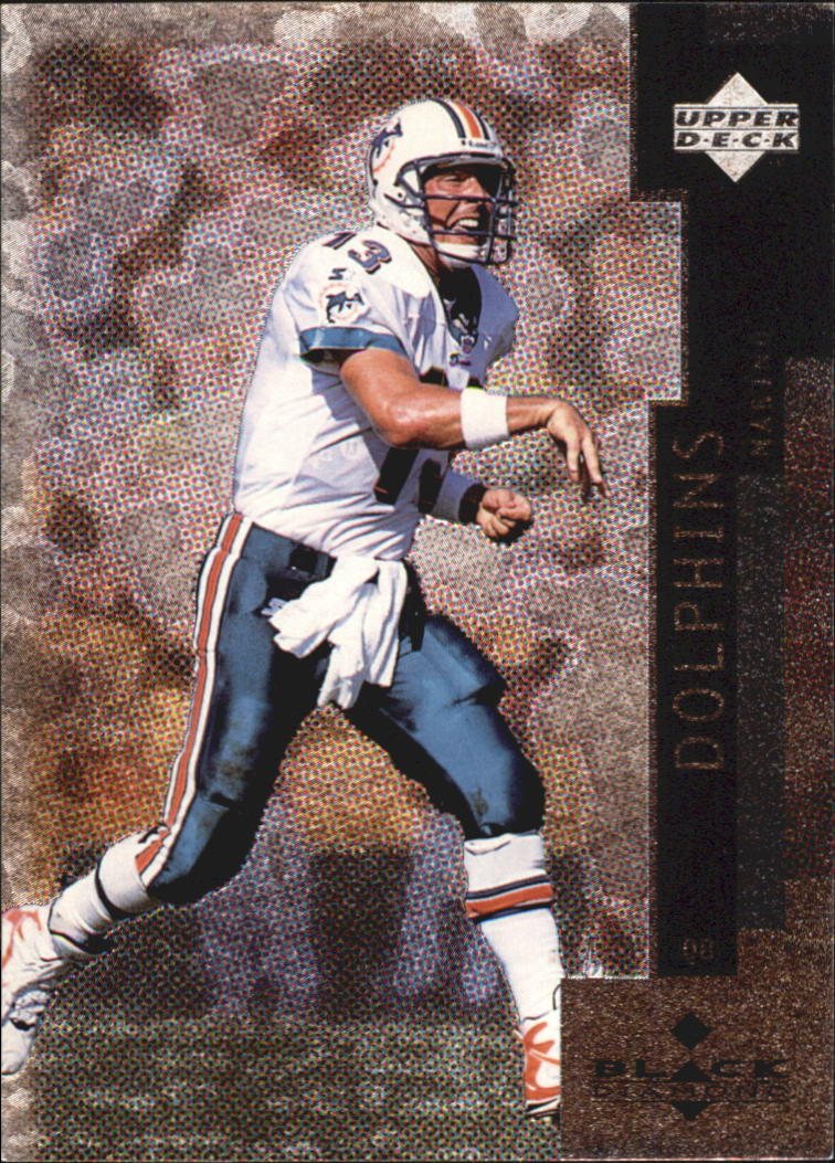 1998 Black Diamond #12 Dan Marino