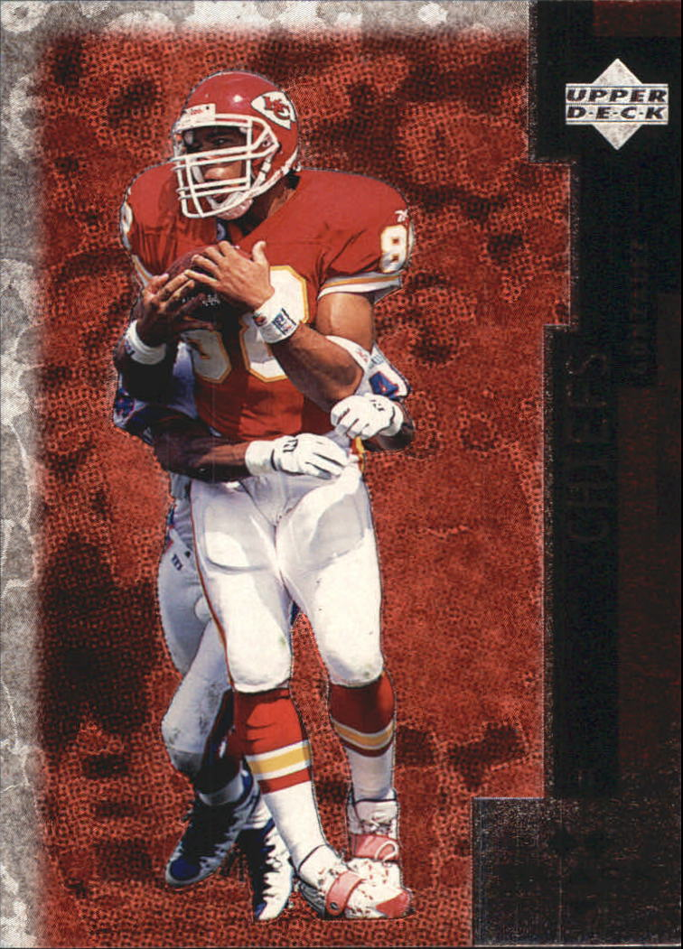 1998 Black Diamond Double #71 Tony Gonzalez