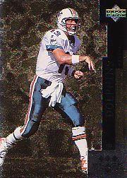 1998 Black Diamond Triple #12 Dan Marino