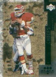 1998 Black Diamond Triple #71 Tony Gonzalez