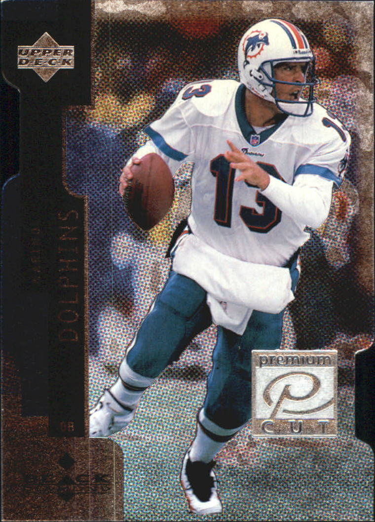 1998 Black Diamond Premium Cut #PC13 Dan Marino